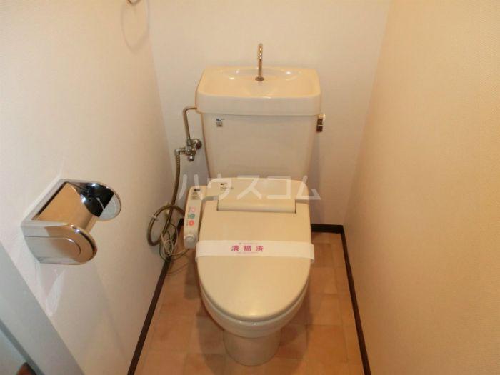 リファレンス吉塚 904号室のトイレ