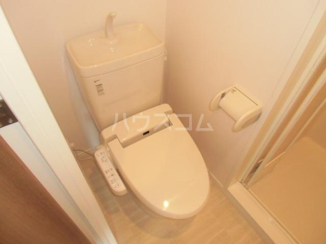サヴォイ・ザ・ティファナ 306号室のトイレ