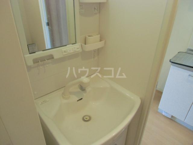 サヴォイ・ザ・ティファナ 306号室の洗面所