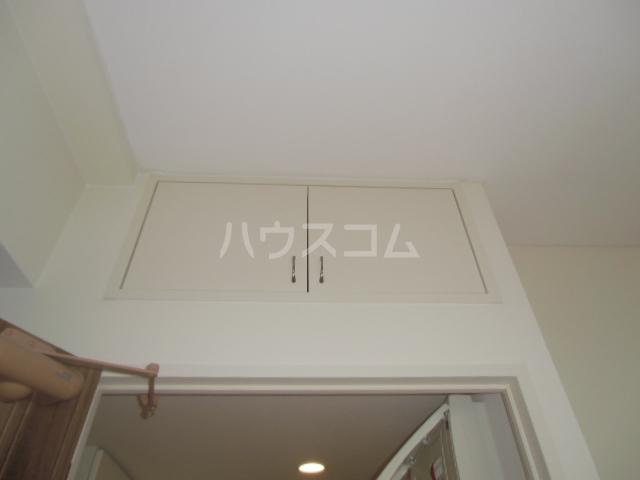 サヴォイ ザ・ティファナ 906号室の収納