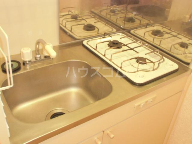 クレタ県庁前 308号室のキッチン