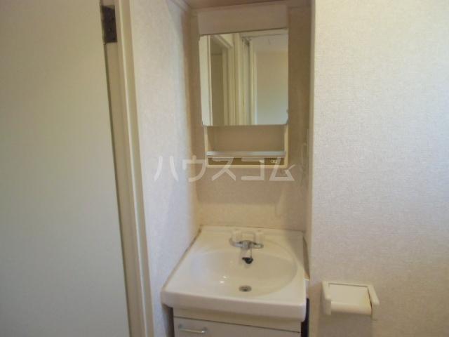 クレタ県庁前 308号室の洗面所