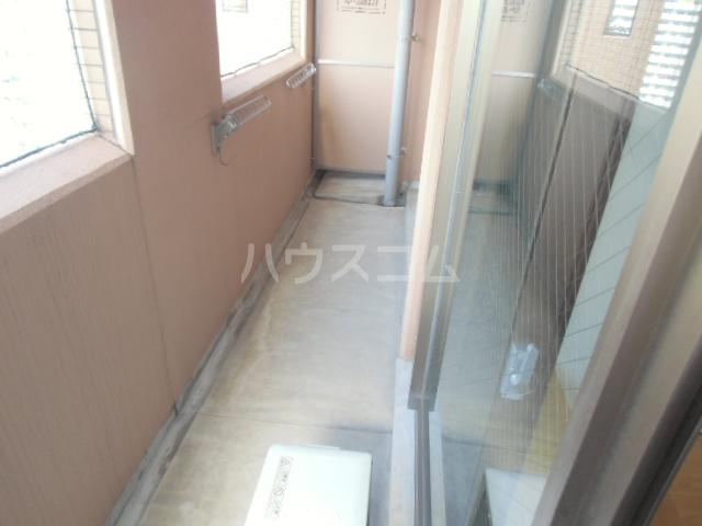 クレタ県庁前 308号室のバルコニー