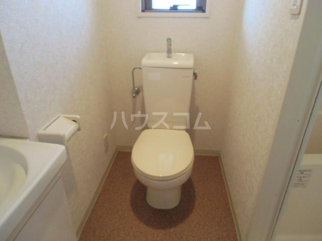 クレタ県庁前 308号室のトイレ