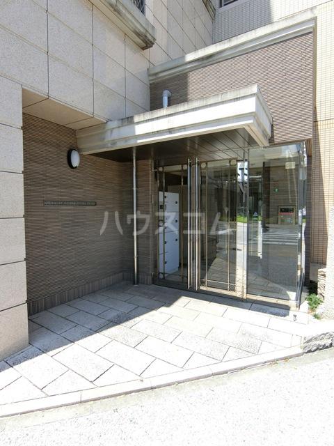 CASSIOPEIA HAKOZAKI 805号室のエントランス