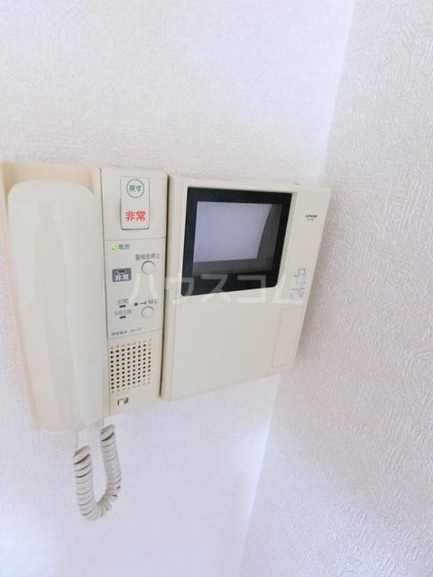 CASSIOPEIA HAKOZAKI 805号室のセキュリティ