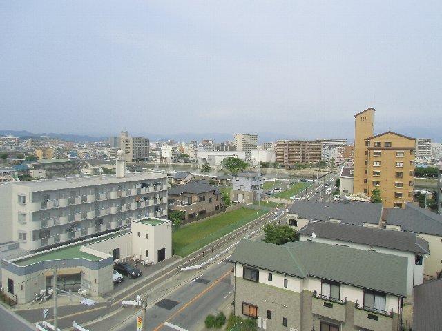 CASSIOPEIA HAKOZAKI 805号室の景色