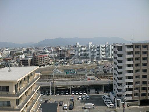 ライオンズステーションプラザ箱崎 1105号室の景色