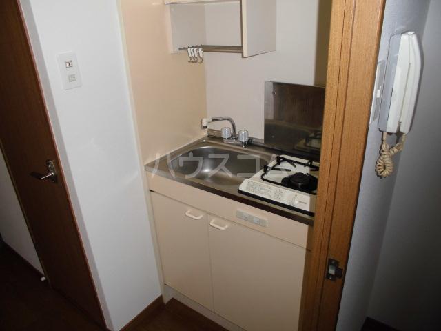 イーストパーク36 601号室のキッチン