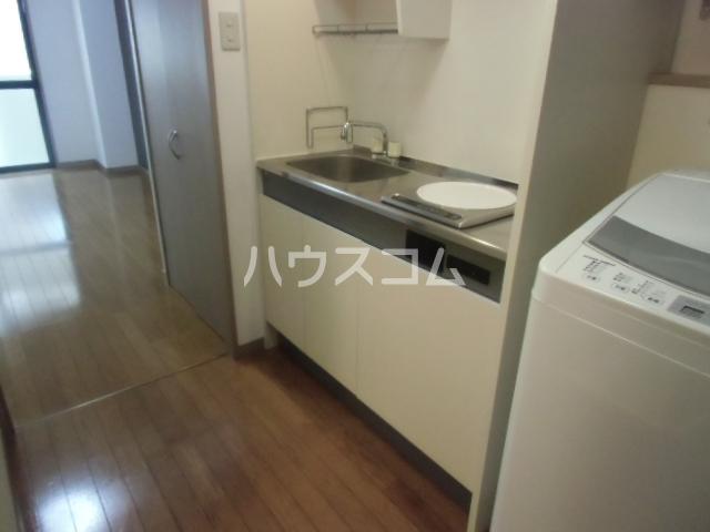 レヴェ・ユーロ 508号室のキッチン