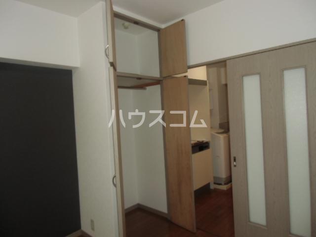 レヴェ・ユーロ 508号室の収納