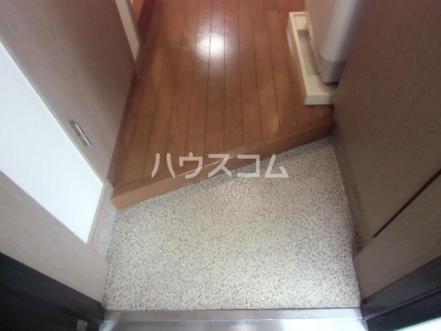 レヴェ・ユーロ 508号室の玄関