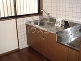 プロニティ・S 206号室のキッチン