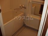 プロニティ・S 206号室の風呂