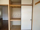 プロニティ・S 206号室の収納