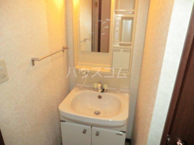 グランディール内橋 B102号室の洗面所