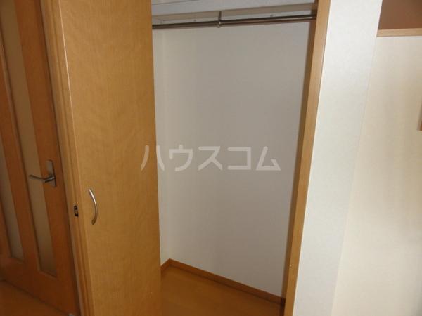 ベネフィスタウン箱崎東6 202号室の収納