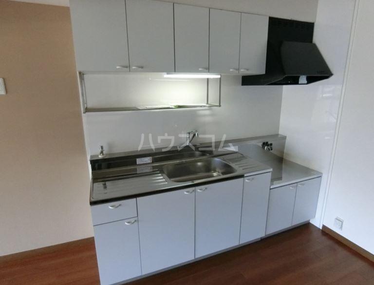 エクセル篠栗 402号室のキッチン