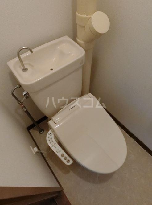 エクセル篠栗 402号室のトイレ