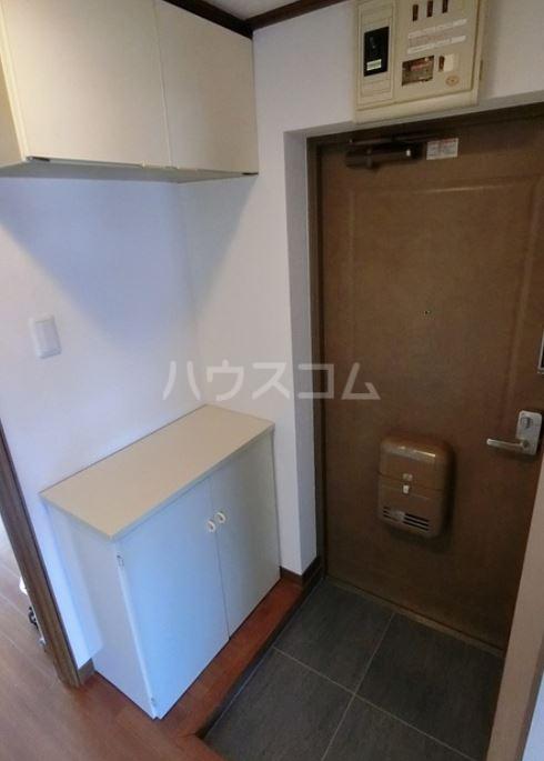 エクセル篠栗 402号室の玄関