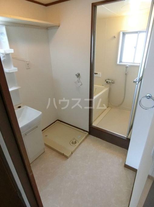 エクセル篠栗 402号室の洗面所