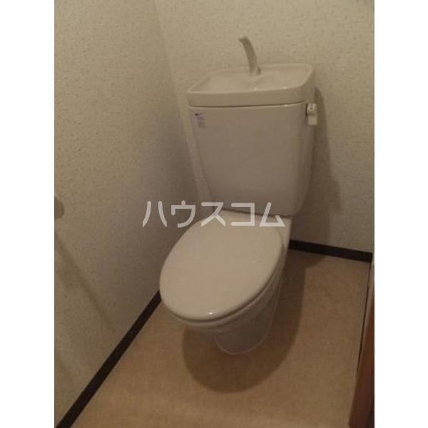 モンテローザ 102号室のトイレ