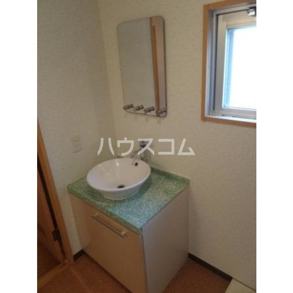 モンテローザ 102号室の洗面所