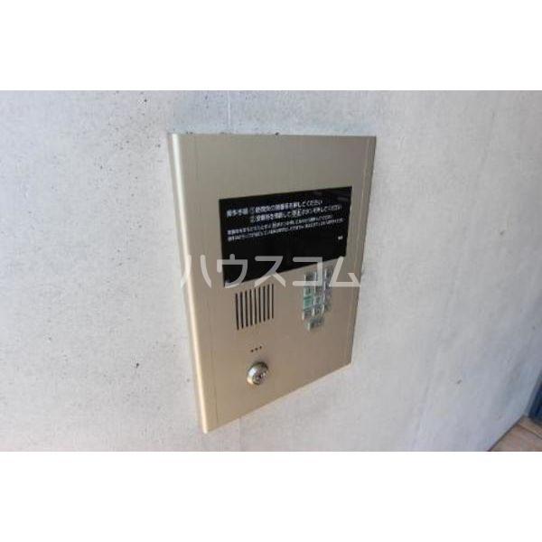 モンテローザ 102号室のセキュリティ