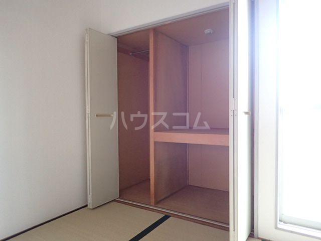 シティベール松崎 207号室の収納