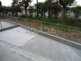 仮)篠栗町尾仲新築アパート 101号室の庭