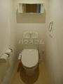 仮)篠栗町尾仲新築アパート 101号室のトイレ