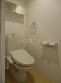 仮)篠栗町尾仲新築アパート 202号室のトイレ