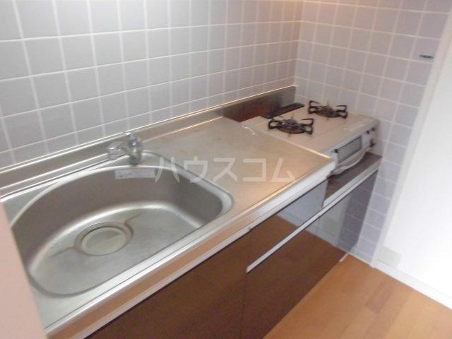 ロイヤルステージ吉塚 205号室のキッチン