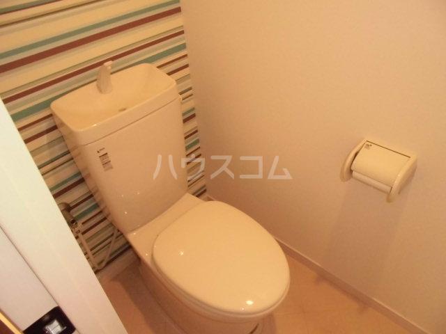 ロイヤルステージ吉塚 205号室のトイレ