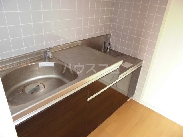 ロイヤルステージ吉塚 806号室のキッチン