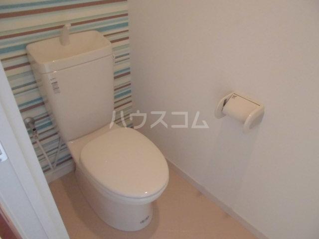 ロイヤルステージ吉塚 806号室のトイレ