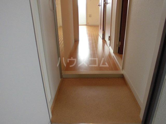 ロイヤルステージ吉塚 806号室の玄関