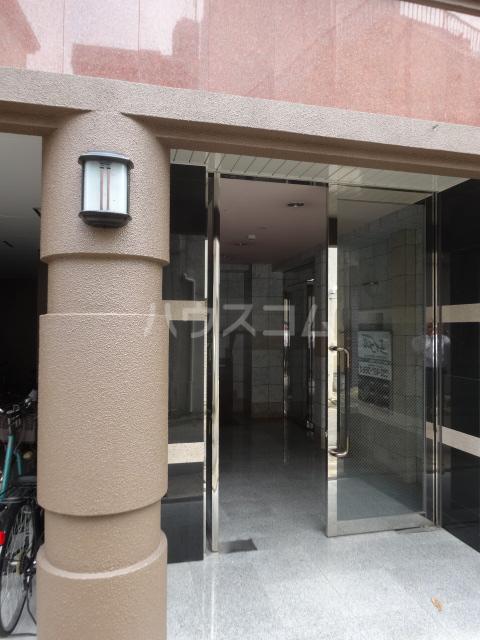 第16川崎ビル 202号室のエントランス