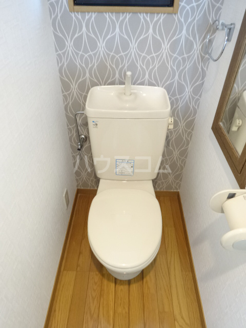 第16川崎ビル 202号室のトイレ