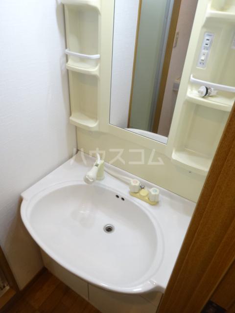 第16川崎ビル 202号室の洗面所