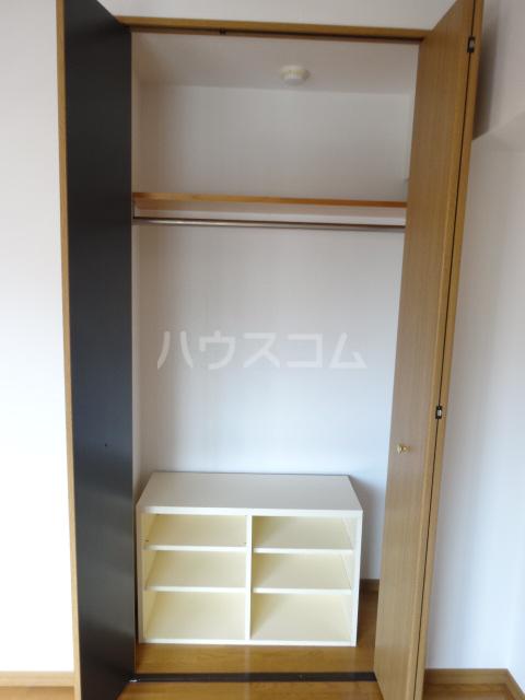 第16川崎ビル 202号室の収納