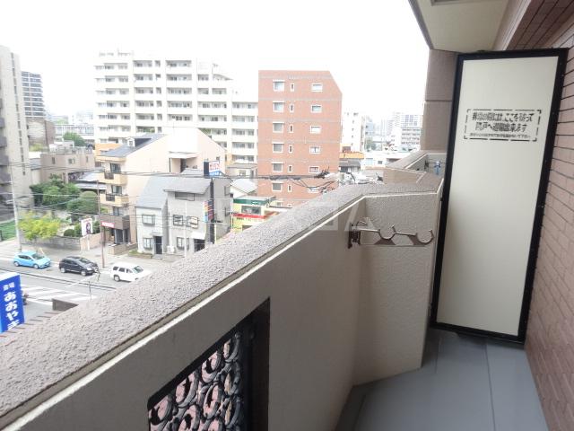 第16川崎ビル 202号室のバルコニー