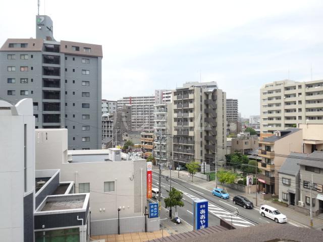 第16川崎ビル 202号室の景色