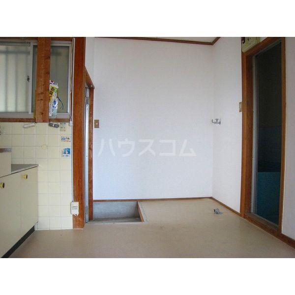プランドゥ原田 102号室の玄関