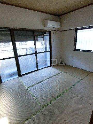プランドゥ箱崎宮前 101号室のベッドルーム