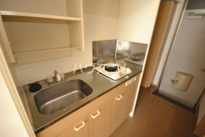 サンウッド吉塚 205号室のキッチン
