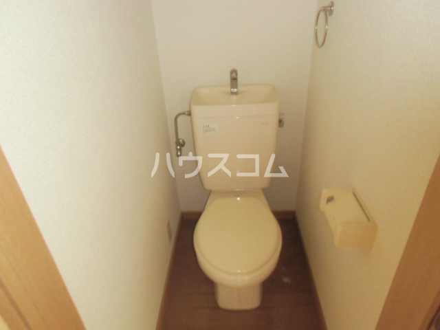 サンウッド吉塚 205号室のトイレ
