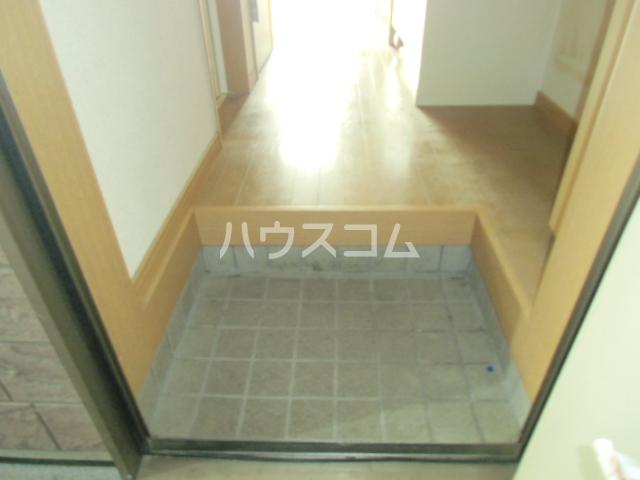 サンウッド吉塚 205号室の玄関