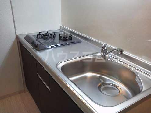 ホワイトアロー 103号室のキッチン
