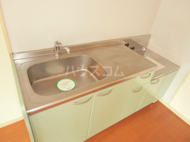 ソリエーヴォ県庁前 403号室のキッチン